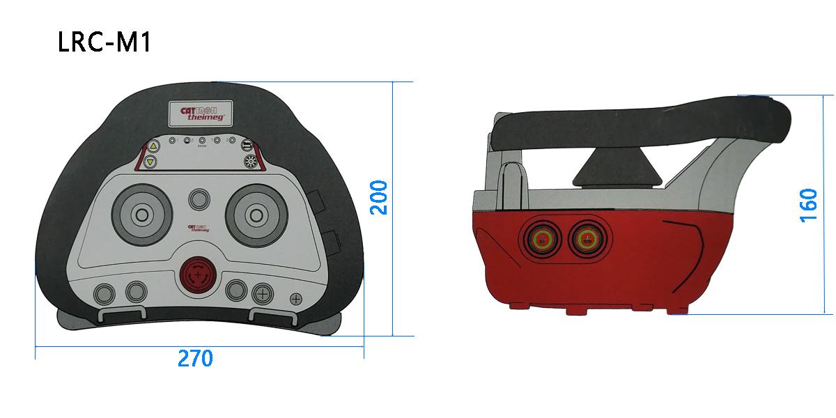 LRC-M1产品外形尺寸