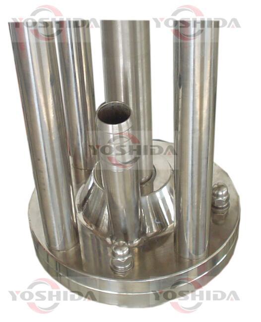 1立式乳化機-虹吸管