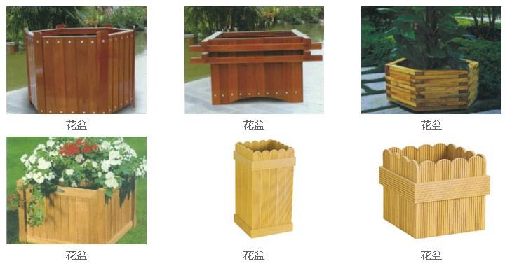 木塑花盆1