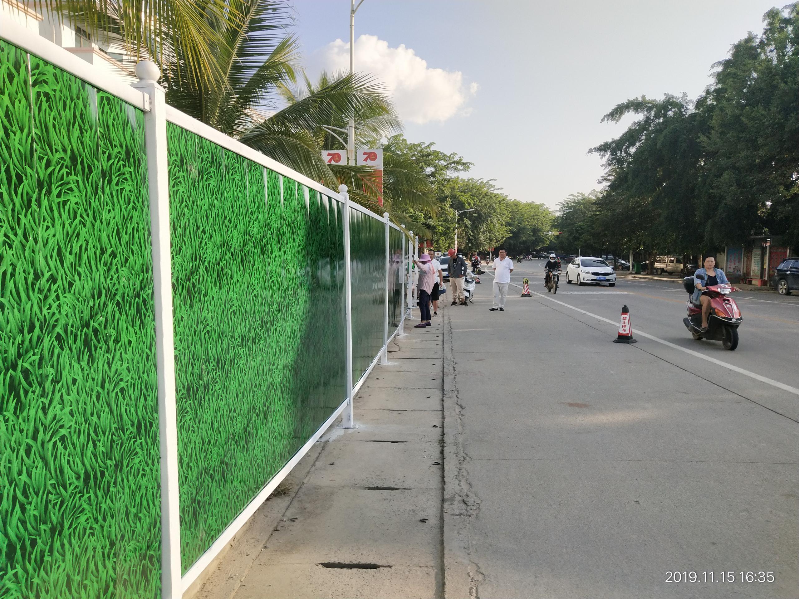 保亭響水農墾小鎮街景整治工程-16