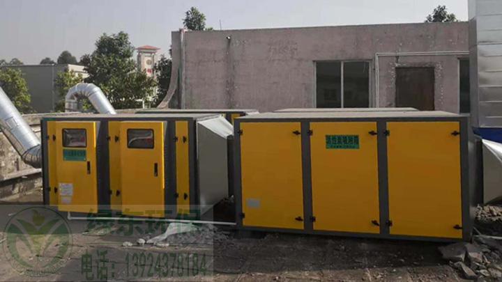 绿东活性炭设备6