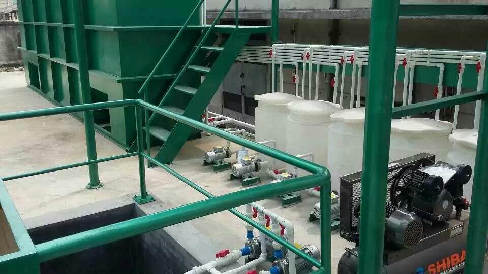 化妆品厂废气处理
