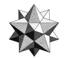 纹身图案-星