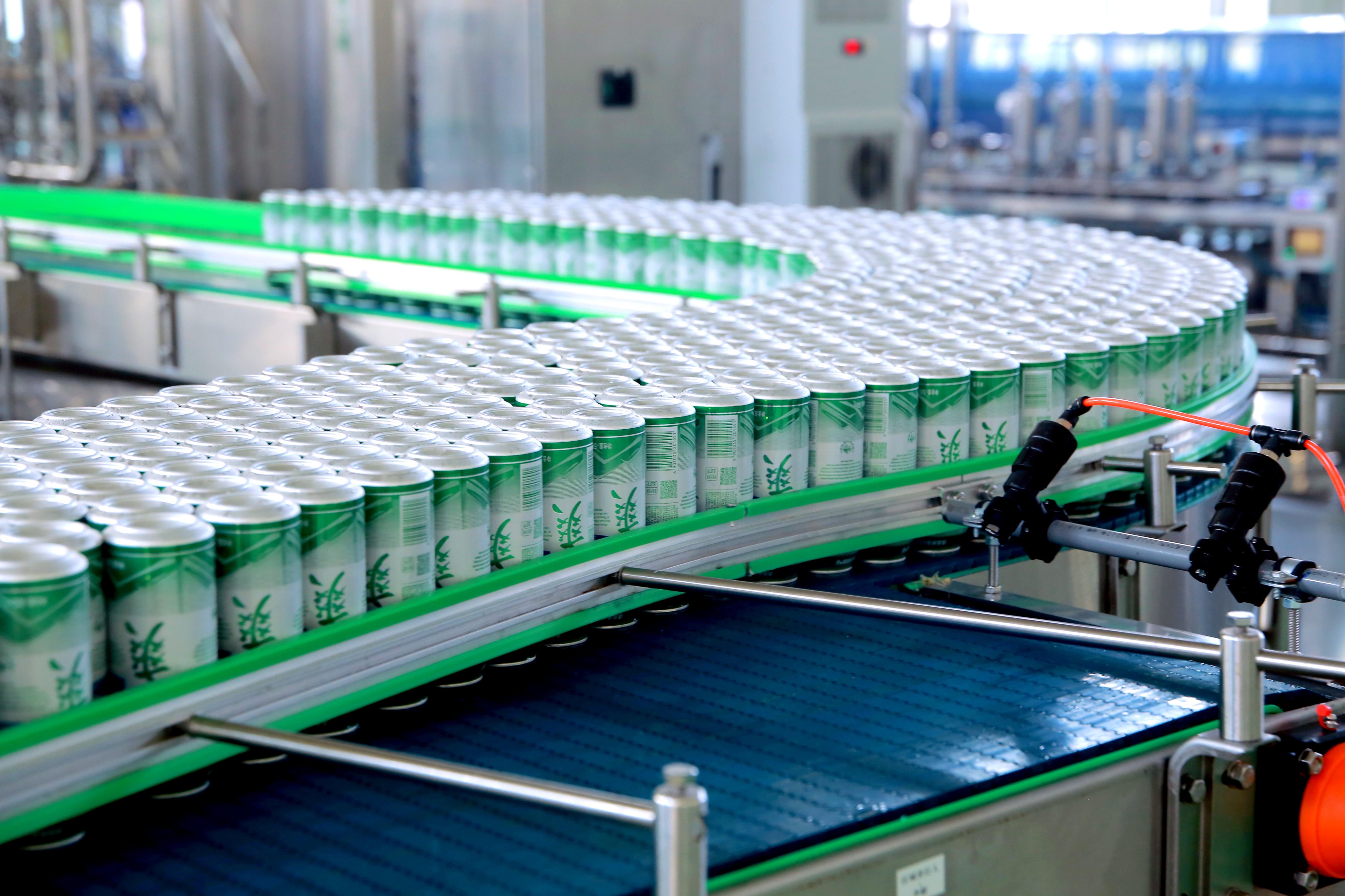 格式工廠罐裝啤酒