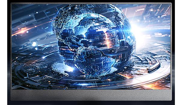 笔记本外接显示器屏幕