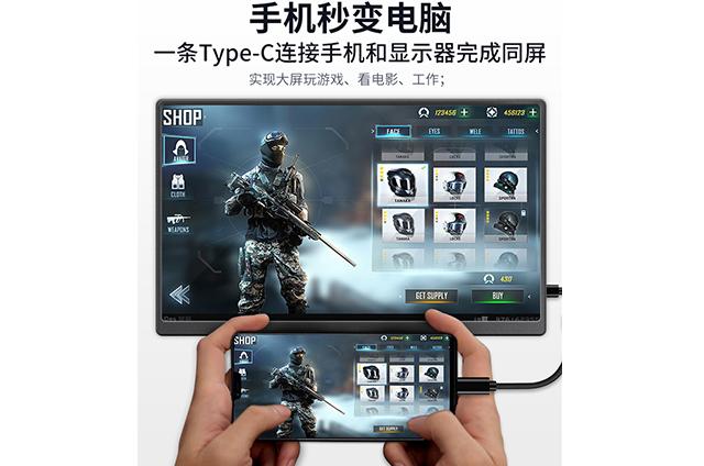 便携式显示器