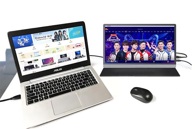 科技新品便携式显示器