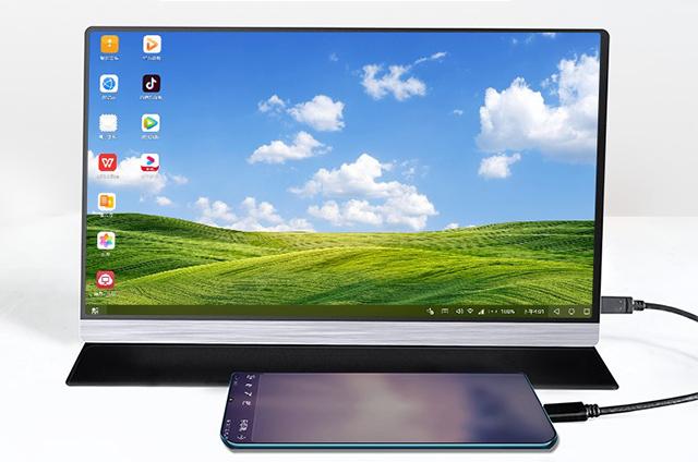 华为云电脑+5G,你真的需要一款便携显示器!