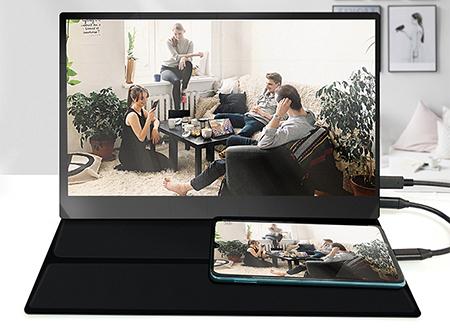 12.5英寸4K高清便携显示器