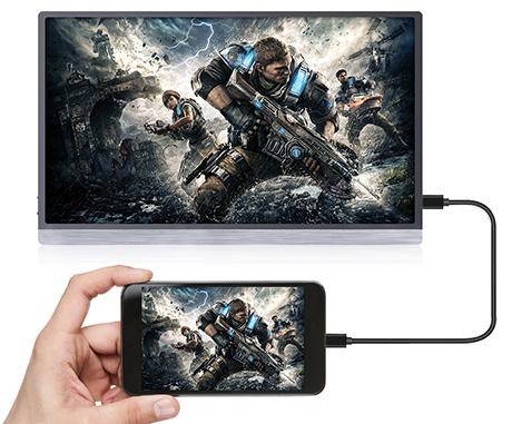 安卓手机连接便携显示器画面不显示有哪些原因