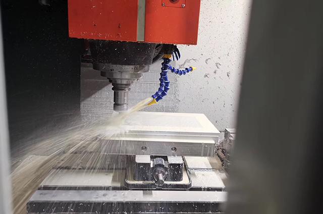 CNC铝合金金属外壳制造工艺