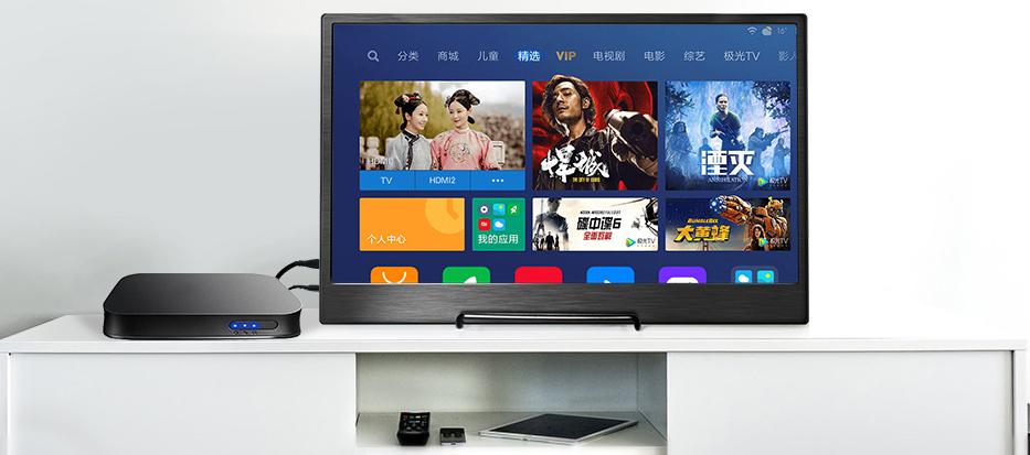 便携显示器可以作为电视机使用吗