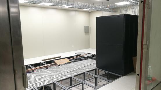 崖门数据中心机房动环监控现场图1