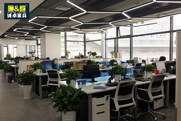 办公室家具屏风工作位