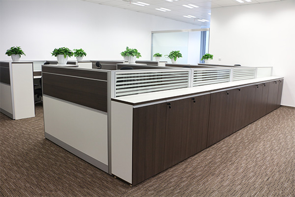 办公室屏风办公桌