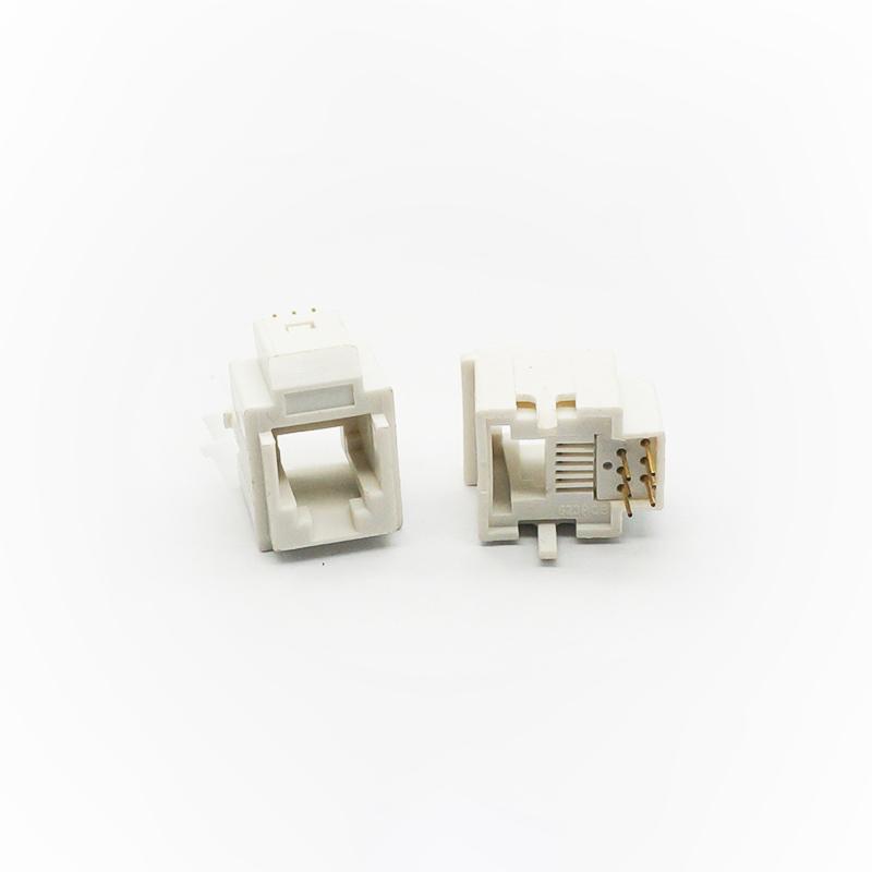 网线插座RJ45-6P6C白.3