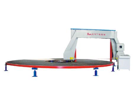 华敏制作-ET-60型海绵圆盘平切机