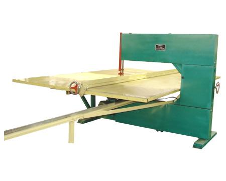 华敏制作-EVE40型海绵切块机