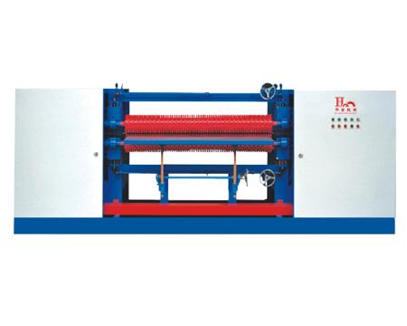 华敏制作-YK-1600型海绵压型切割机