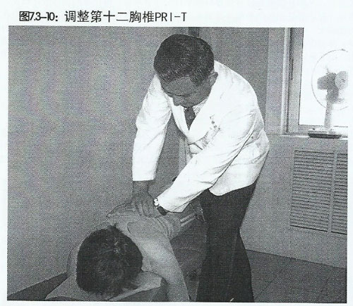 胸椎PRl-T