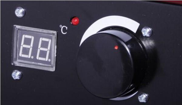 2.旋钮式温控开关