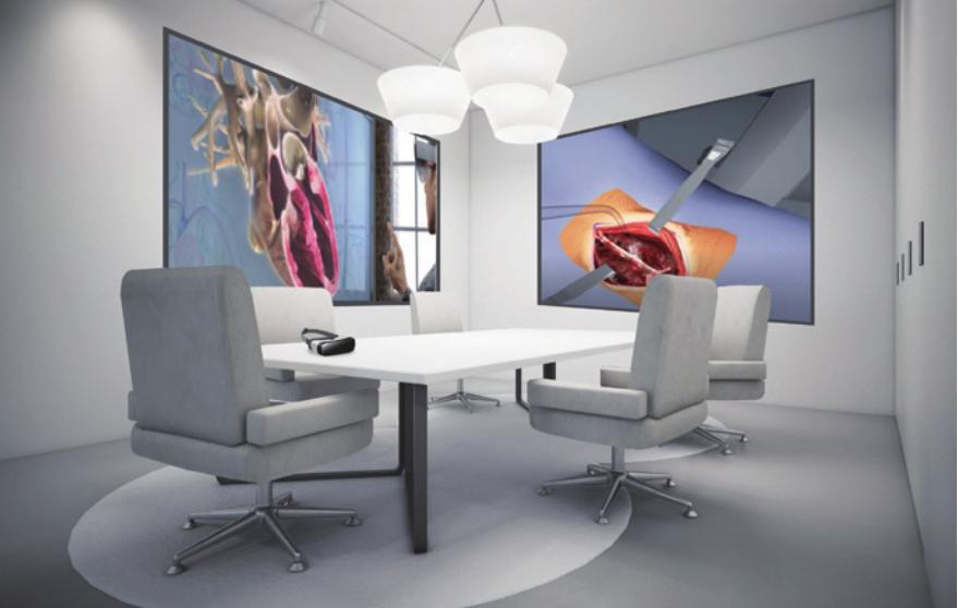 临床技能VR训练室建设