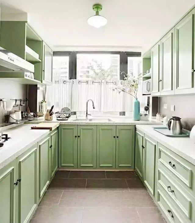 现代中式厨房的六大装修技巧,看看你都知道了吗?-1