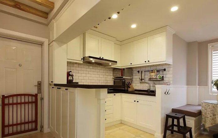 现代中式厨房的六大装修技巧,看看你都知道了吗?-2
