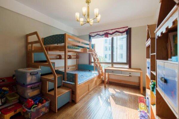 儿童房卧室怎么装修好?打造一个漂亮的儿童房-1