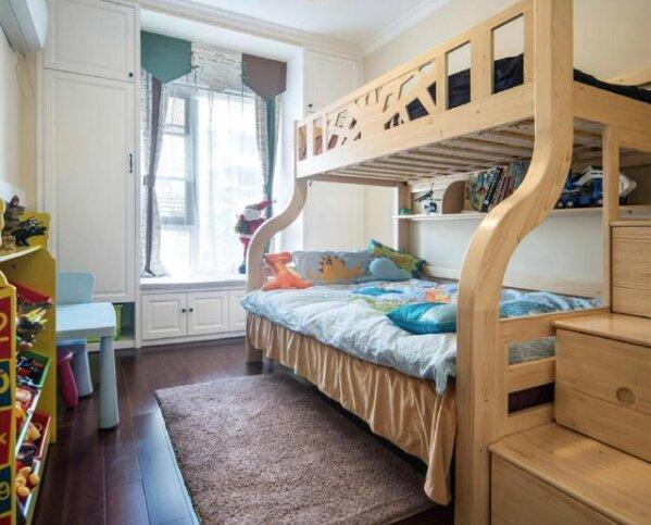 儿童房卧室怎么装修好?打造一个漂亮的儿童房-2