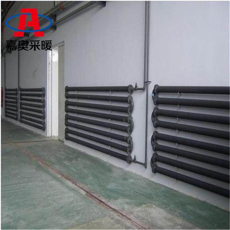 高频焊翅片管散热器