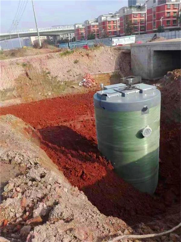 一体化污水提升泵站_一体化预制泵站_一体化泵站厂家-污水处理一体化泵站