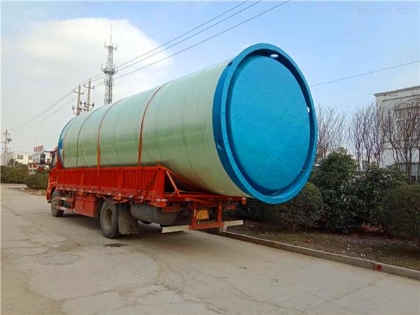 一体化污水提升泵站_一体化预制泵站_一体化泵站厂家-福建一体化预制泵站