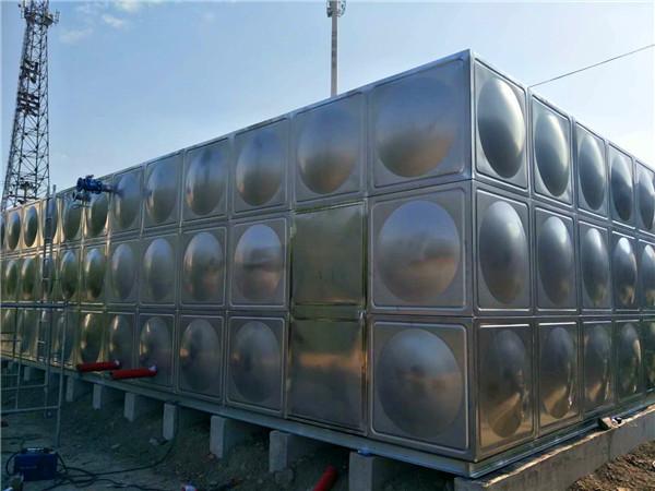 18立方消防箱泵一体化