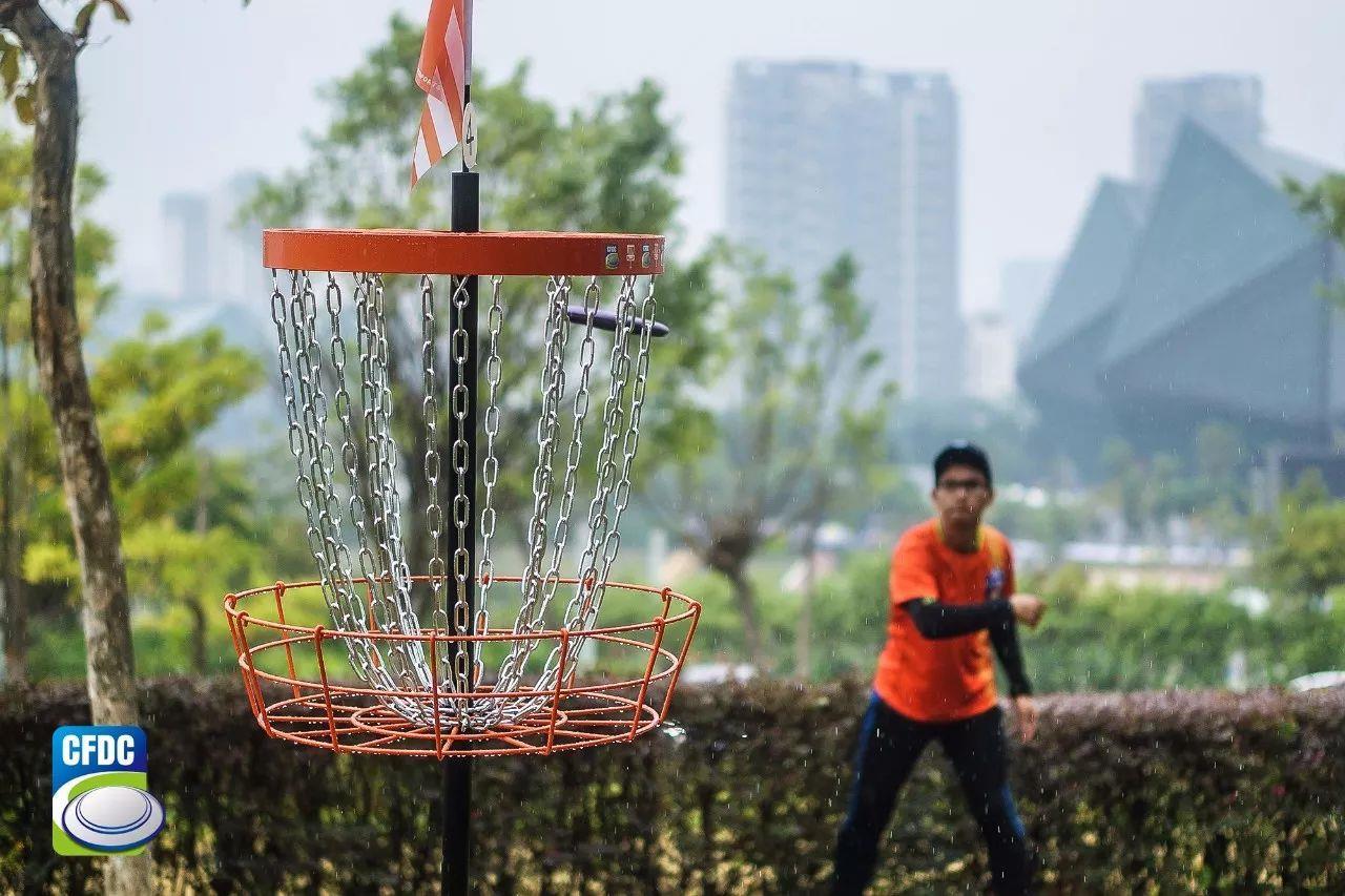 2017首届中国飞盘高尔夫公开赛成绩简报 | CFDC》