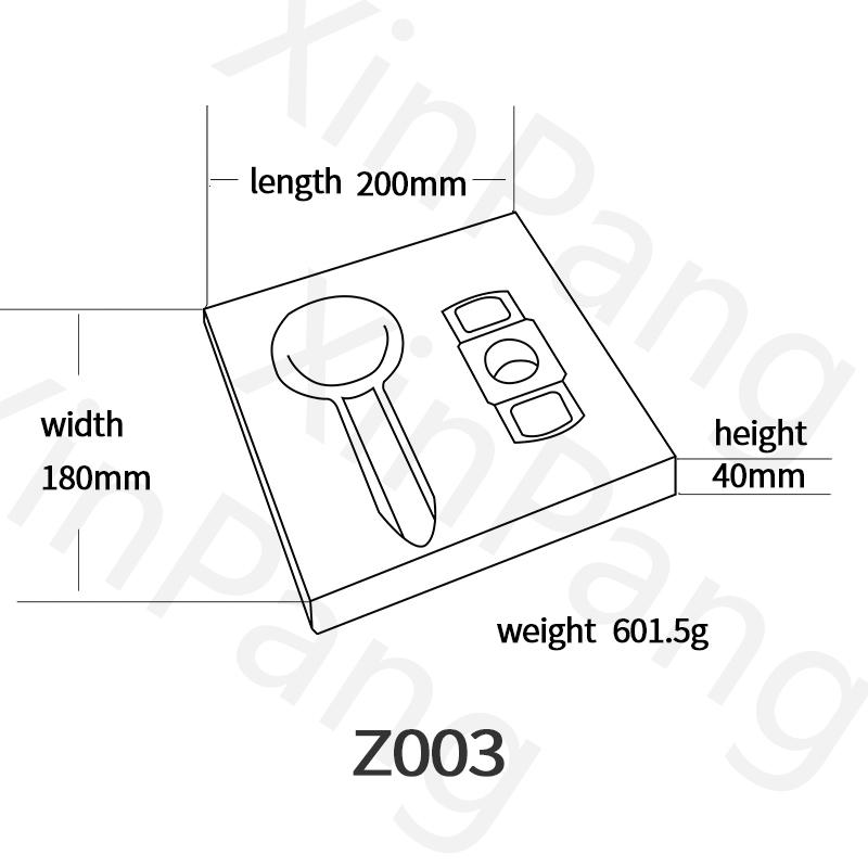 Z003英文版