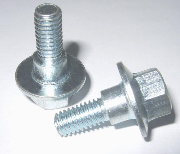 六角法兰面螺栓带台阶