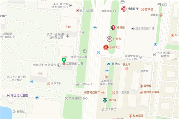 武汉银谷大厦_副本