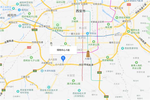 西安绿地中心_副本