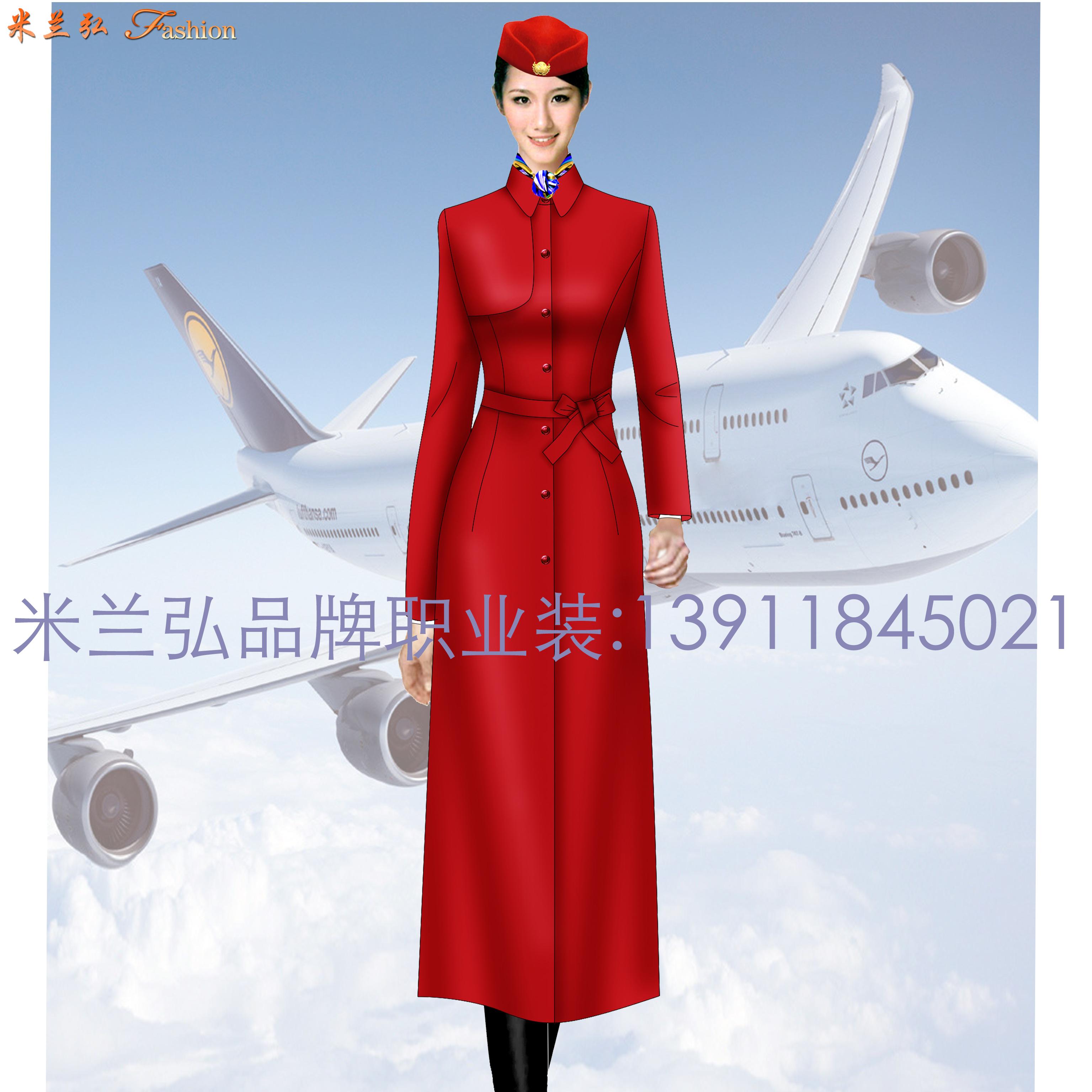 中國南方航空工作服定做-5