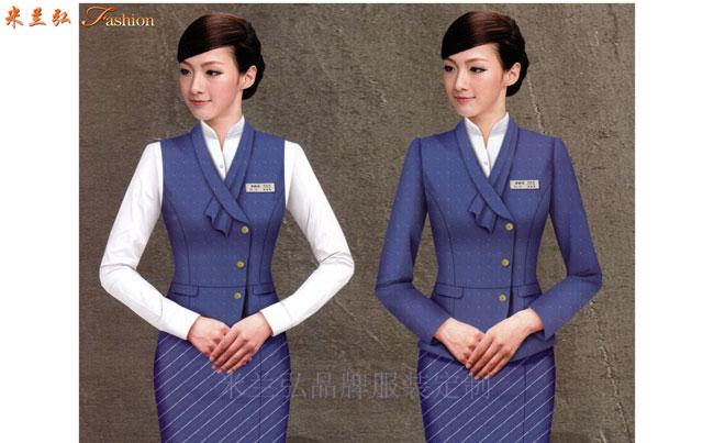 机场工作服-北京大兴国际机场地勤VIP、客服职业装量身定做