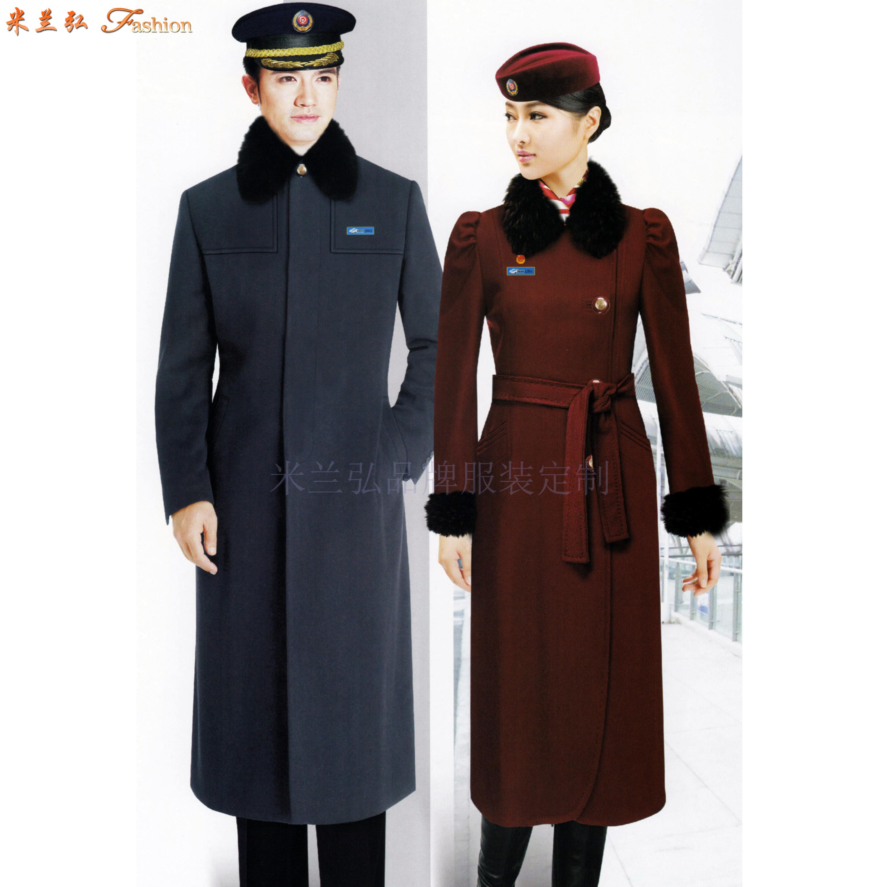 「航空高鐵大衣」采購批發市場優質高鐵大衣價格品牌廠商_米蘭弘-5