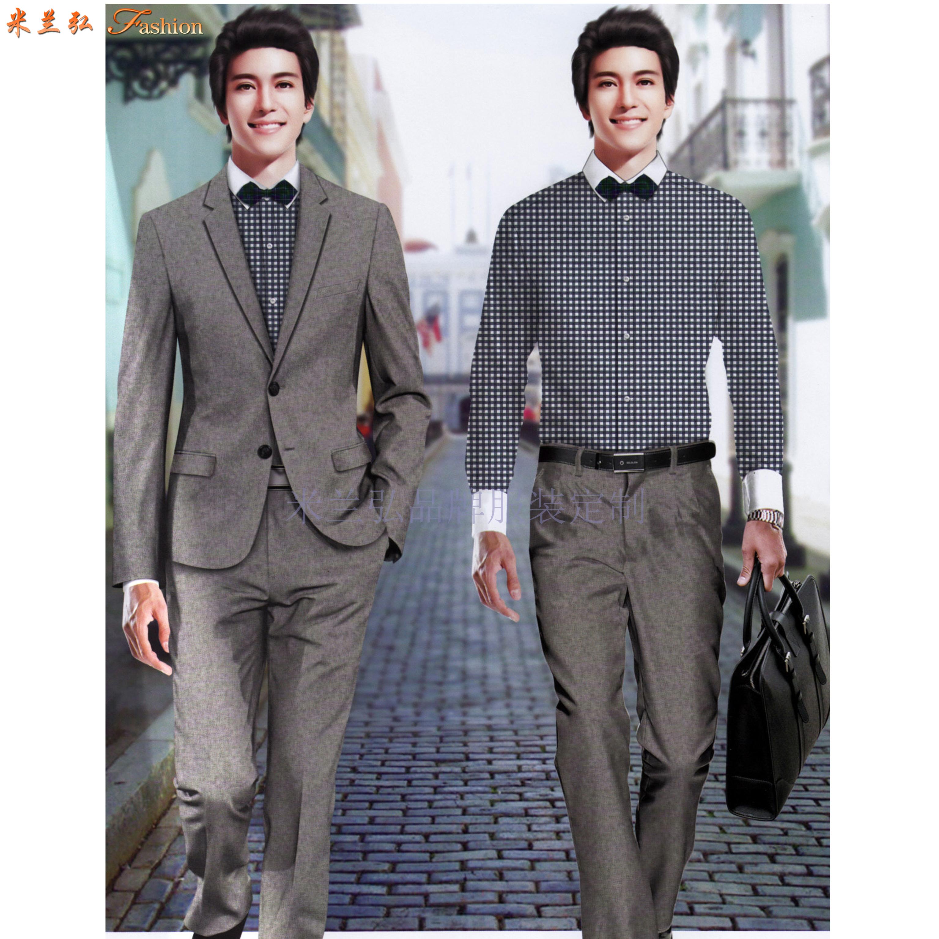 秀水街定制西服|質料講究、貨真價實服裝定制店-米蘭弘品牌服裝-2