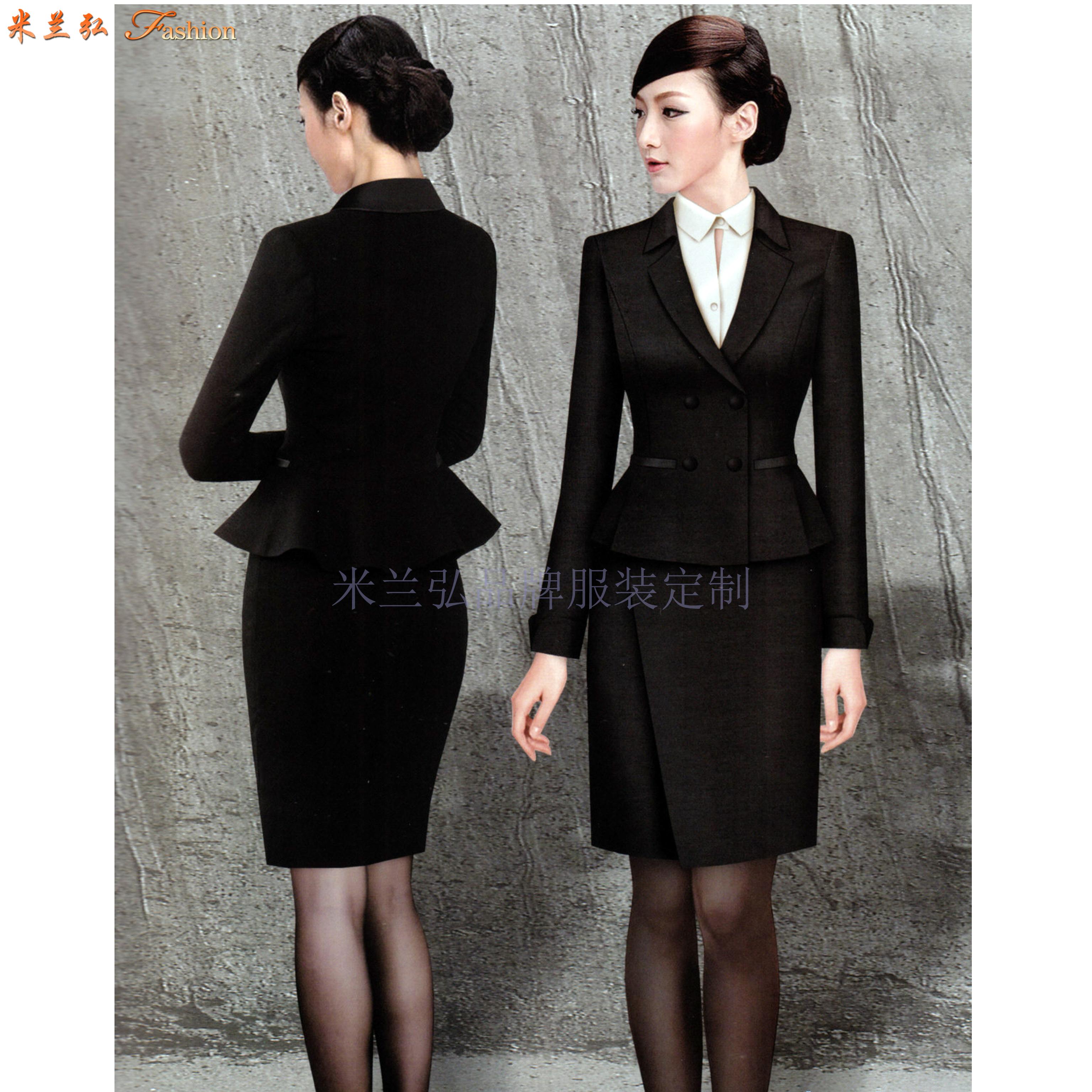 北京商務西裝西服定做-米蘭弘量身定制企事業單位正裝西服-2