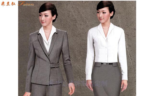 北京商务西装西服定做-米兰弘量身定制企事业单位正装西服-1