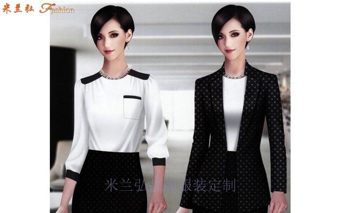 北京职业装定做|图片_价格_流程_面料_厂家-米兰弘服装-1