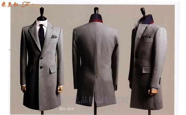 「北京毛呢男女大衣定制」哪家好,怎么樣定做-TOP米蘭弘大衣-1