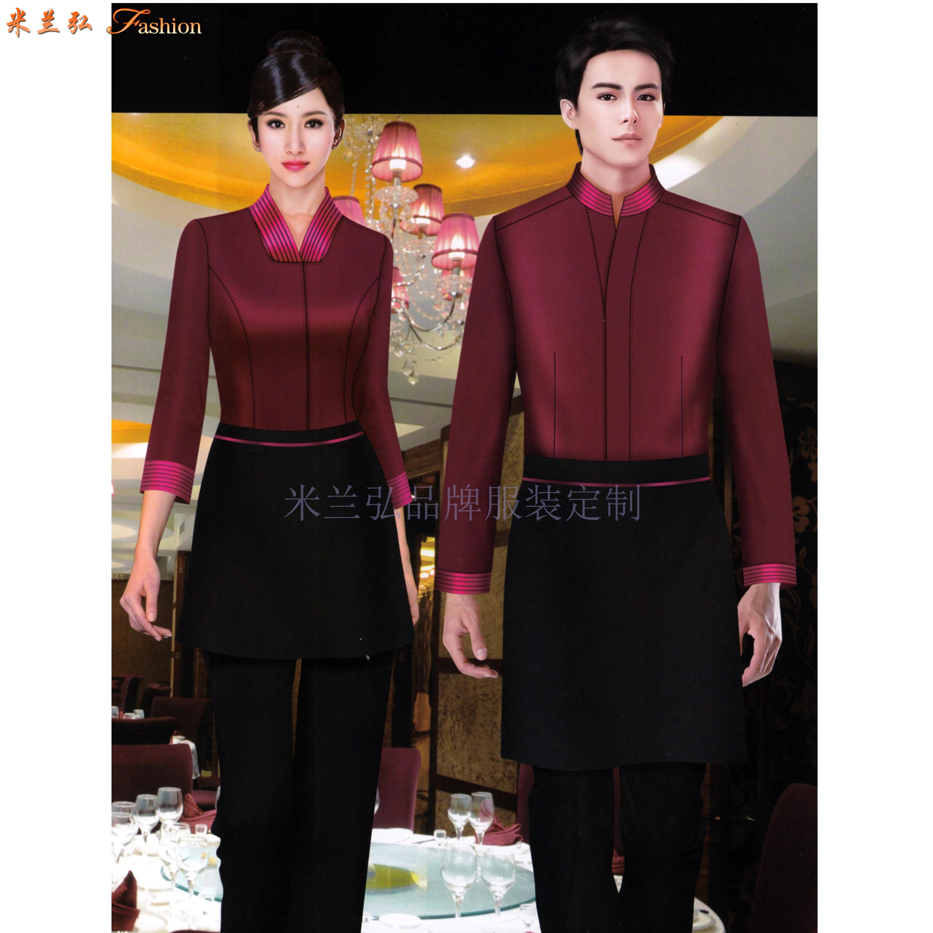 國際五星級酒店制服-Top米蘭弘服裝-5