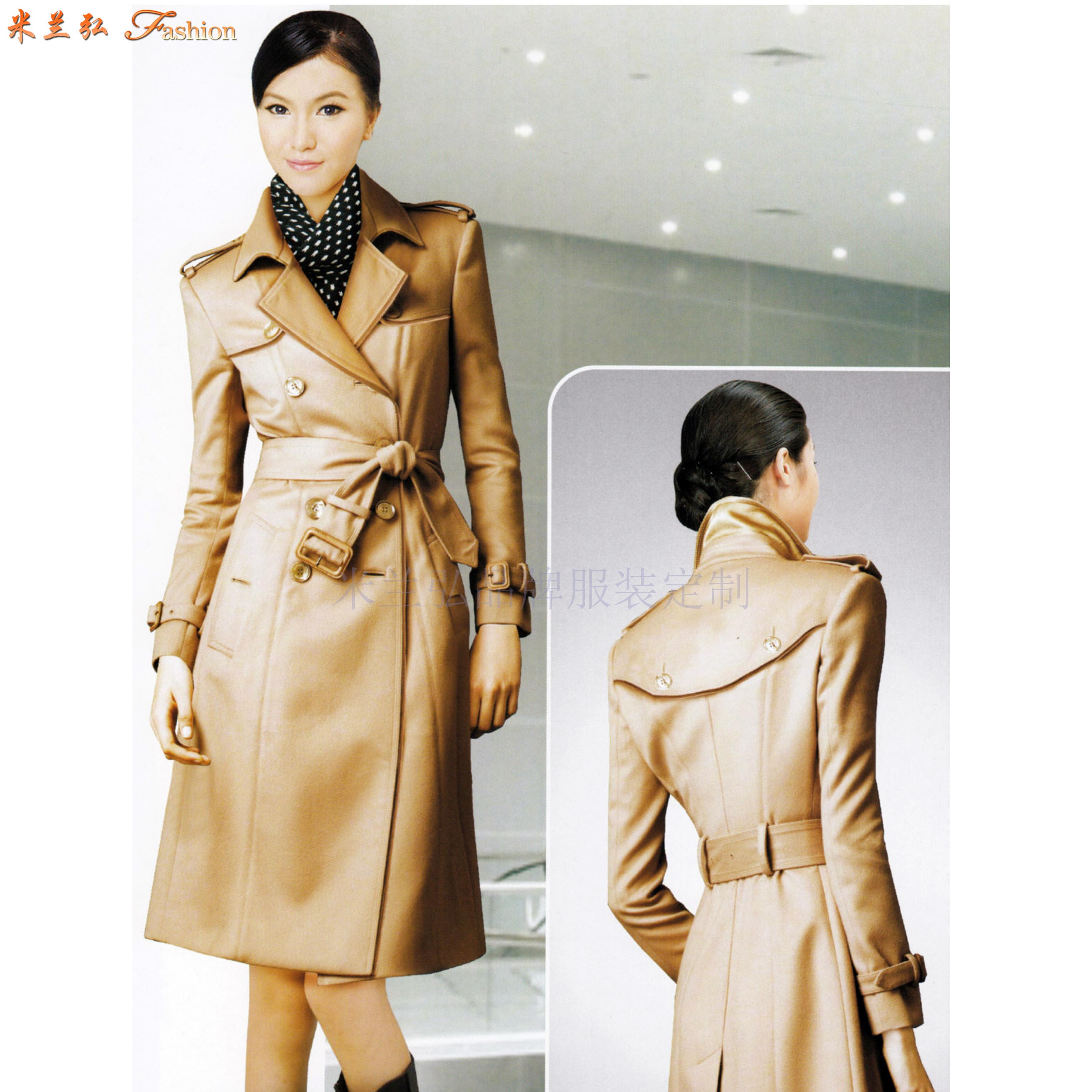 北京羊毛大衣定制-圖片_價格_流程_面料_-TOP米蘭弘大衣-2