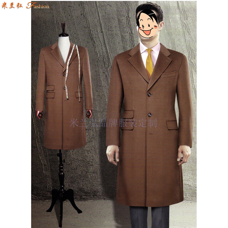 北京羊毛大衣定制-圖片_價格_流程_面料_-TOP米蘭弘大衣-3